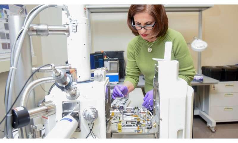 La nueva microscopía funciona a temperaturas extremas, arroja luz sobre aleaciones para reactores nucleares