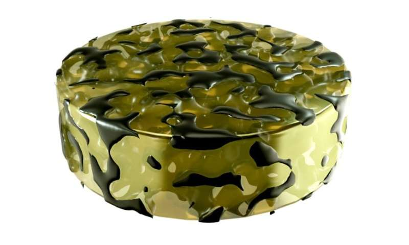 Scientists combine graphene foam, epoxy into tough, conductive composite