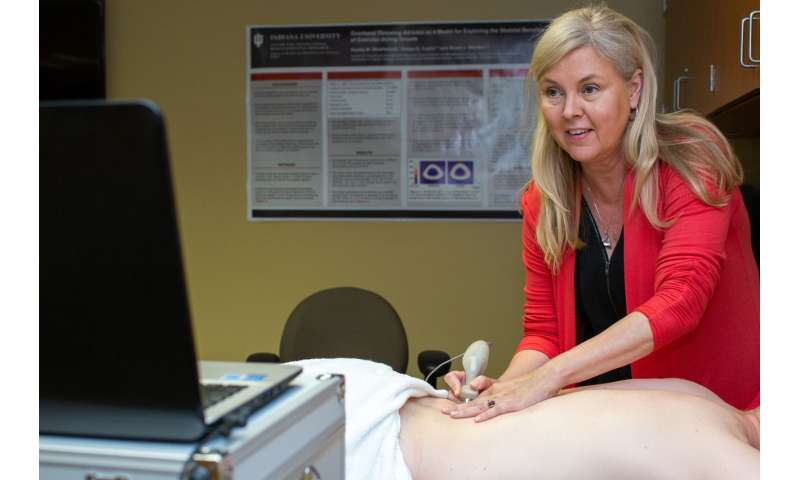 IUPUI entrepreneurs seek to quantify pressure applied during manual therapy