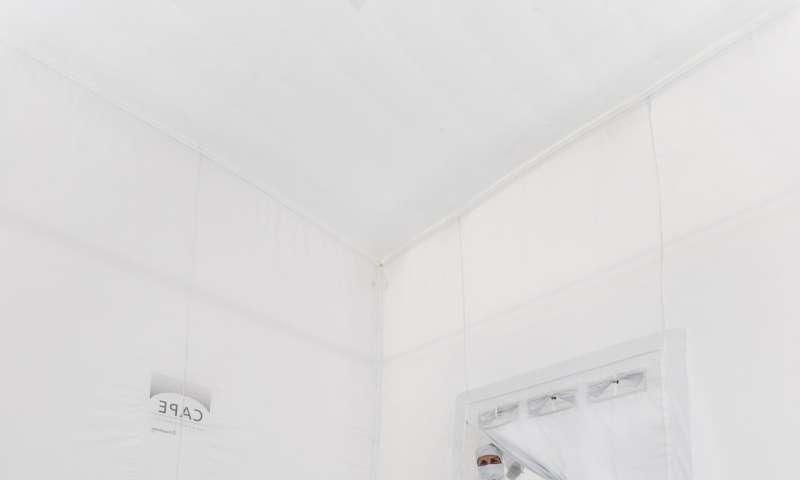 Go-anywhere cleanroom
