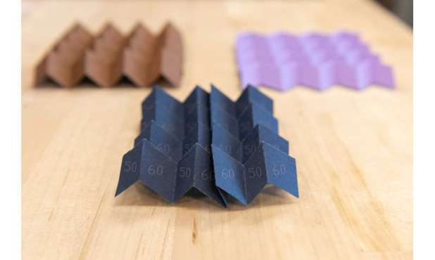 Origami morphing takes a new form, expanding the possibilities of use