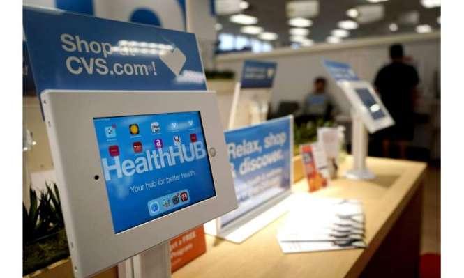 healthcare kiosks - CVS