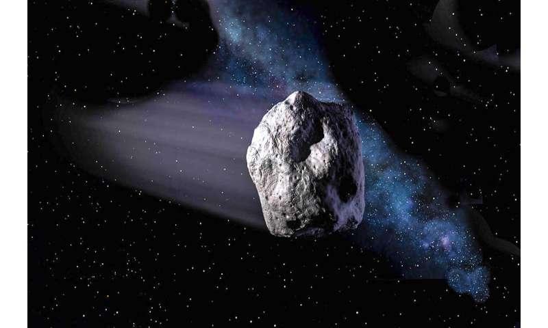 El prototipo de nave espacial propulsada por vapor puede, en teoría, explorar objetos celestes