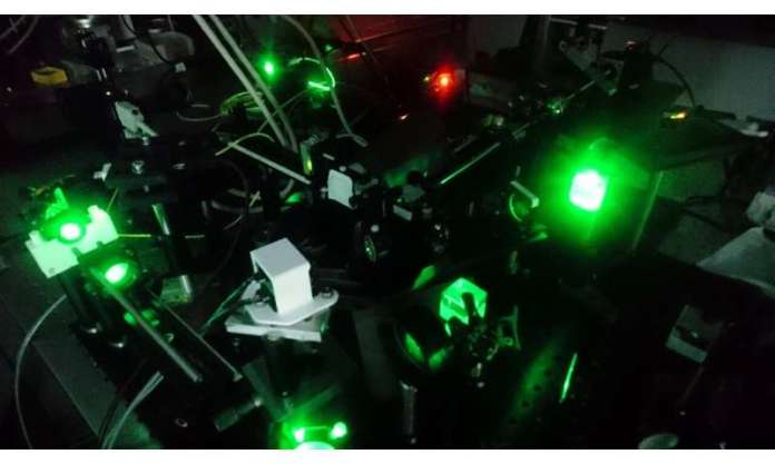 Tiny lensless endoscope captures 3D images of objects smaller than a cell