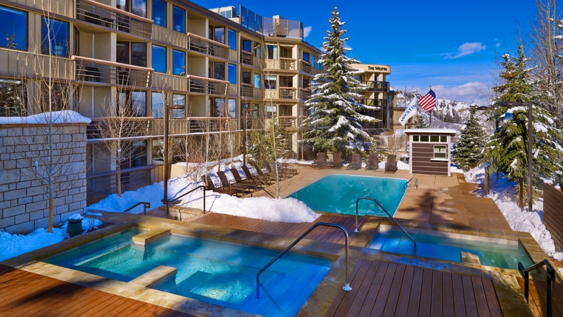 The Westin Snowmass Resort - Pool
