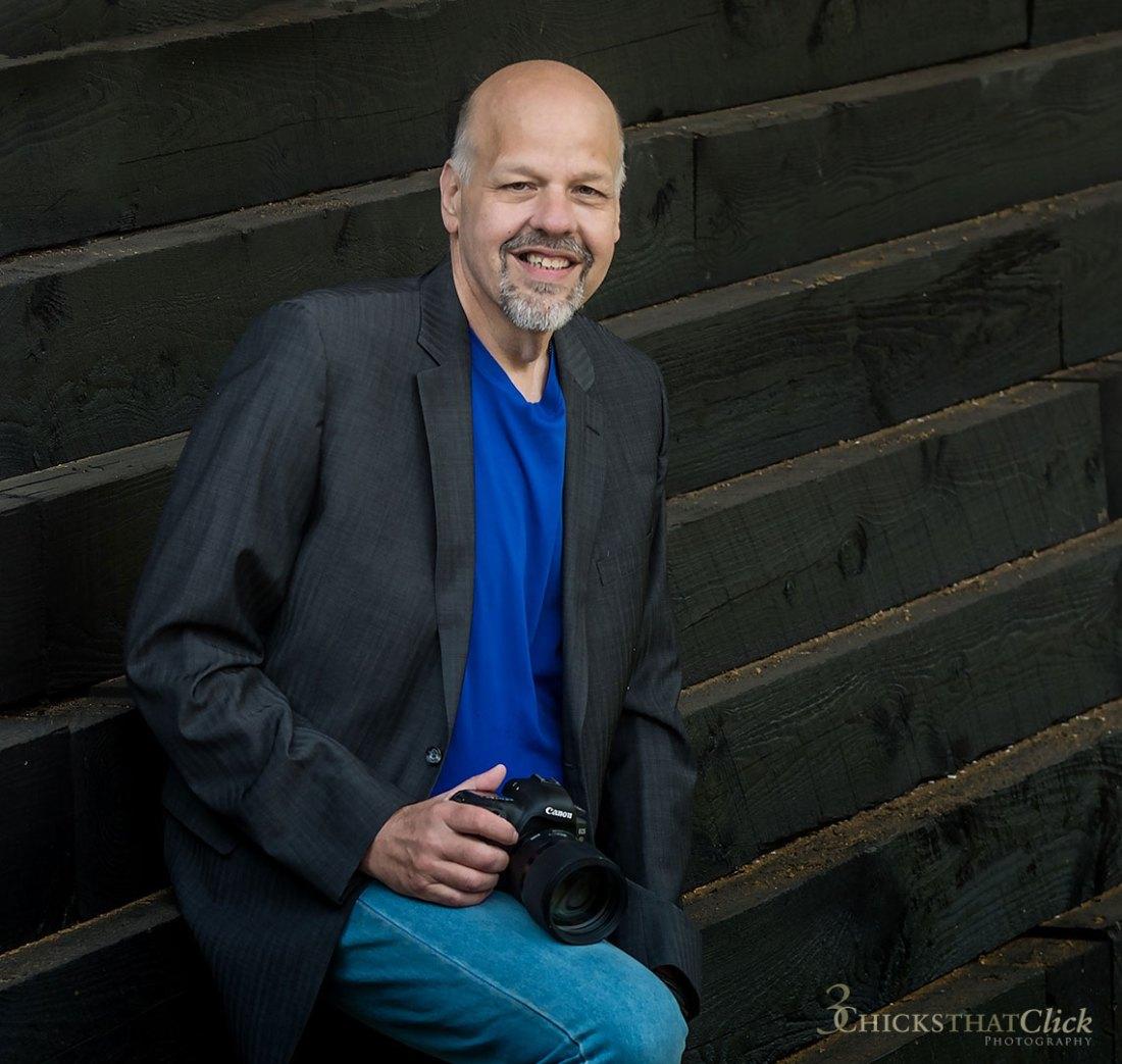 Photographer John Silfies