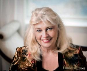 portrait of Debbie Higgins