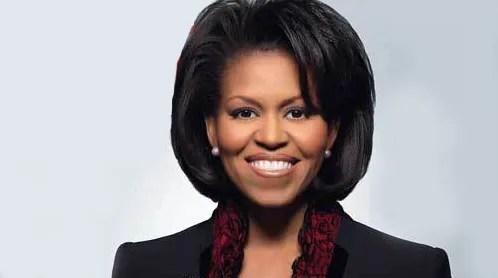 Michelle Obama (ebony)