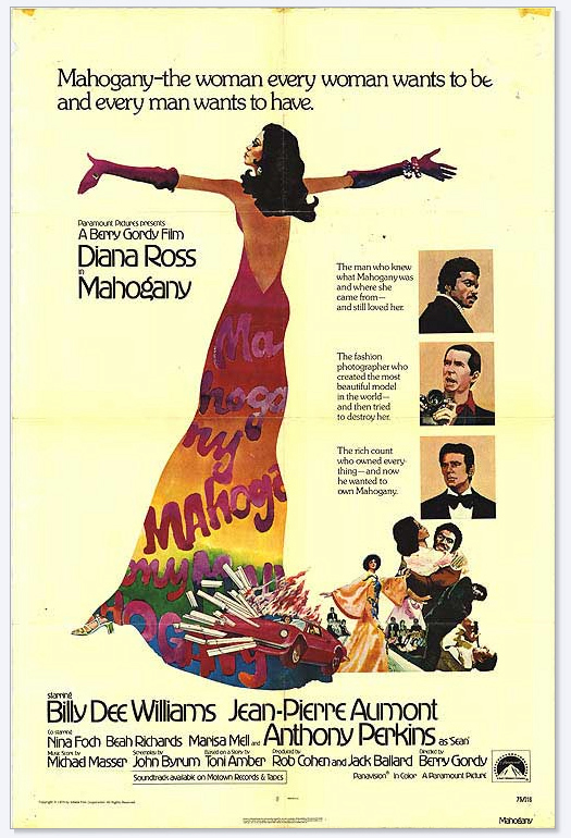 mahogany diana ross poster recipe favorite food cooking lifestyle