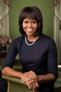 Michelle Obama Portrait..