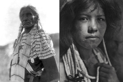 Native Americans- Portraits From a Century Ago30
