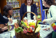 Michelle Obama book signing24