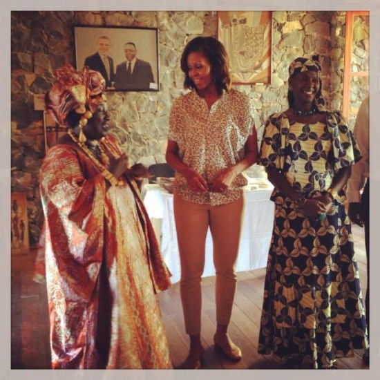 First Family Senegal 2013-301