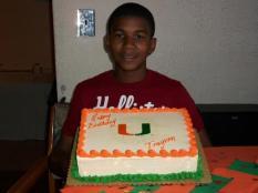 Trayvon Martin's MySpace 5