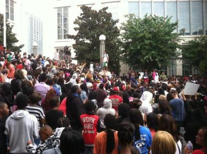 Rallies for Trayvon Martin 17
