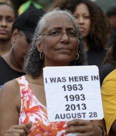50th Anniversary March on Washington1