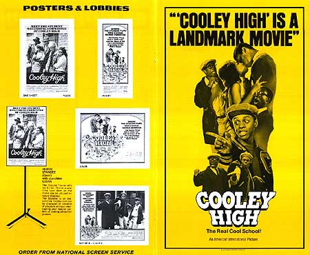 cooley high poster 2
