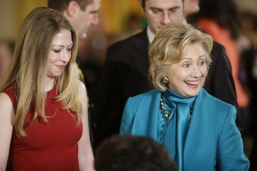 chelsea-Hillary