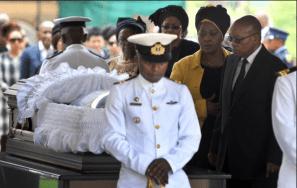 Mandela Lies In State3