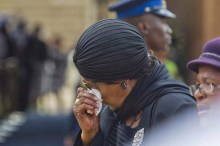 Mandela Lies In State54