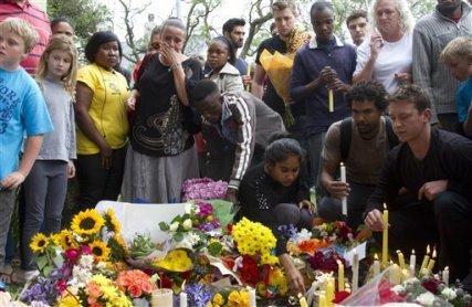 Mandela mourning 42
