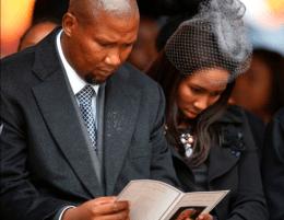 Memorial Service for Nelson Mandela 22