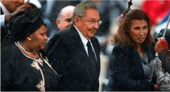 Memorial Service for Nelson Mandela 24