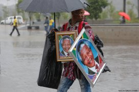 Memorial Service for Nelson Mandela 42