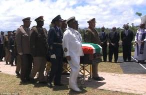 State funeral for Nelson Mandela36