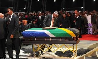 State funeral for Nelson Mandela52