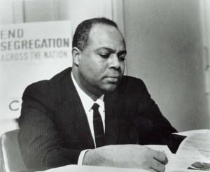 James Farmer, President of CORE