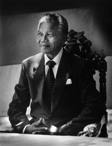 Nelson Mandela- AA History
