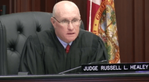 Judge Russell Healey