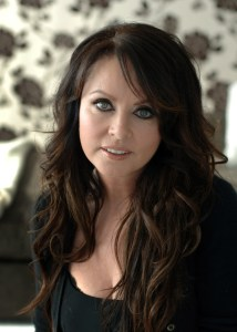 Sarah Brightman Photoshoot in New York City, NY November 21, 2008