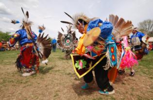 Native American Rain Dancing1