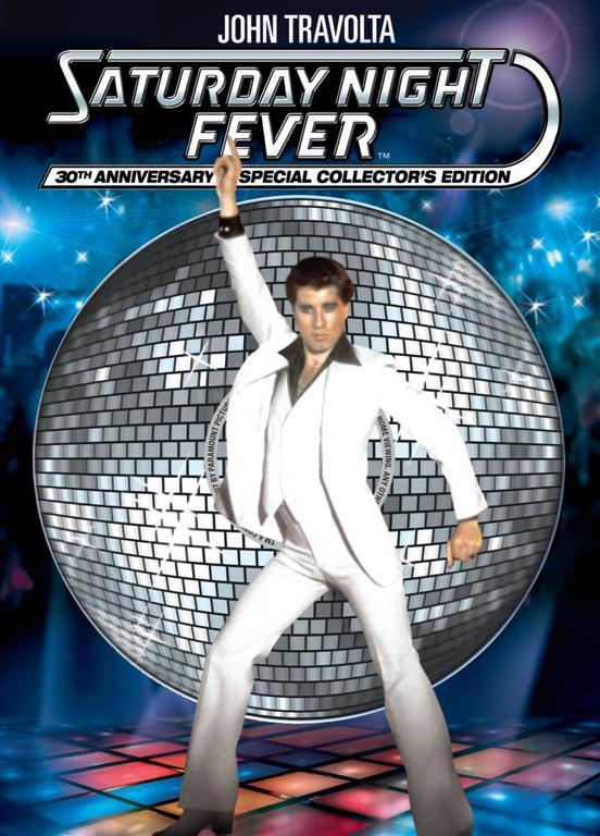 Saturday Night Fever 30th Anniversary Collector's Edition DVD