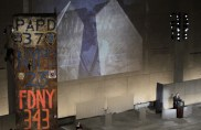9-11 Museum Dedication9