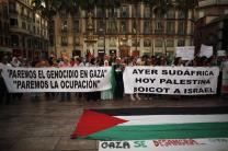 Gaza solidarity 1