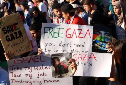 Gaza solidarity 5