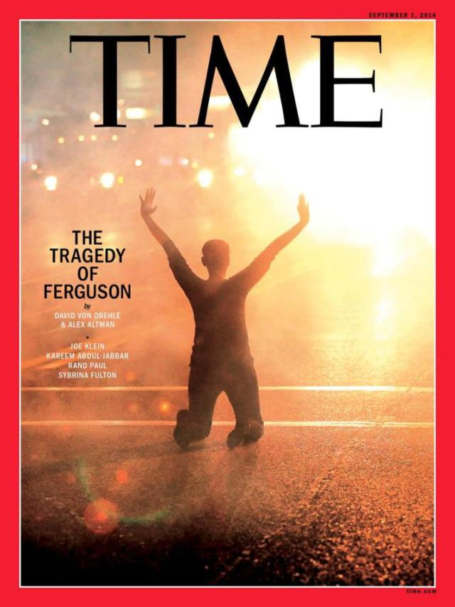 ferguson time