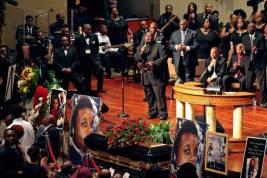 Funeral 4 Michael Brown 21