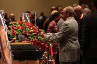 Funeral 4 Michael Brown 4