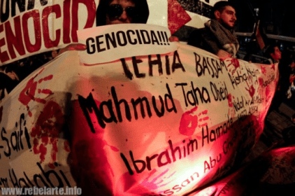 Protests for Gaza2