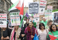 Protests for Gaza25