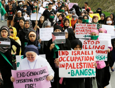 Protests for Gaza33