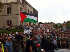 Protests for Gaza37
