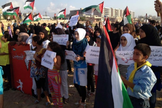 Protests for Gaza38