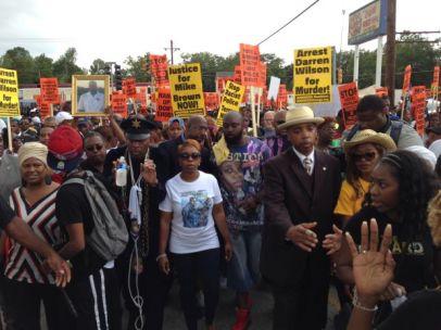 Rally in Ferguson16