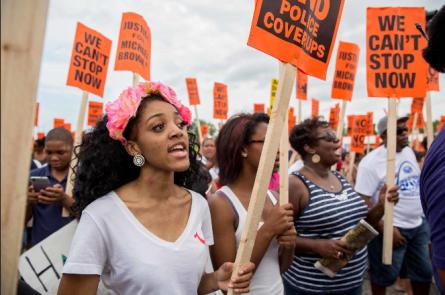Rally in Ferguson21