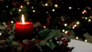 holiday candle 10